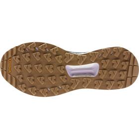 adidas TERREX Free Hiker Chaussures de randonnée Léger Femme, lgh solid grey/legend ink/purple tint